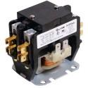 Rotom DP-2P20A120 - 2 Pole 20 Amp - 120 Volt Coil Voltage Contactor