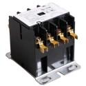 Rotom DP-4P30A120 - 4 Pole 30 Amp - 120 Volt Coil Voltage Contactor - Screw Type Terminals
