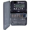 Intermatic ET8115C - 7-Day Electronic Astronomic Time Switch - NEMA 1 Indoor Steel Case - 1 Circuit - SPDT - 20/10 Amps - 120/208/240/277 Volt
