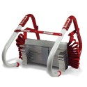 Kidde 468193 - Two Storey Home Emergency Escape Ladder - 13 Foot Height - Holding Weight 900 Lbs - Red Color