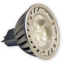 Light Efficient Design LED-4200 - 3 Watt - MR16 - 25,000 Hours - 12 Volt - 3000 Kelvin - Flood - LED Light Bulb
