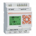 Lovato LRD12RD024 - Micro PLC Base Module - Auxiliary Supply Voltage 24VDC - 8 Inputs / 4 Outputs Relays