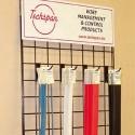 "Techspan MHSP-1/2-2-IIL-NC - K-SPEC® Thin-Wall Heat Shrink Tubing - 1/2""ID x 4FT - Cross-Link Polyolefin - Red - 100 Packs"