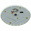 Overdrive 302 - ODMP13193NU/30K - 7.2 Inch Diameter 19W 120V 1520lm 3000K Bright White Dimmable - Replaces 2 x 18W CFL