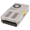 Mean Well NES-350-24 - 350W Single Output Switching LED Power Supply - 100-120VAC/200-240VAC Input by Switch - 24VDC Output - 14.6 Amps - Maximum Rated Power 350 Watt