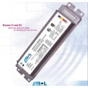 B+L Nuance III - NU3-32-XG - (2) T8 Lamps - 347V - PRS Low Voltage Dimmable Electronic Ballast