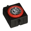 Intermatic PB913N66 - 24 Hr. Panel Mount Timer - 120VAC for PF & RC Series Products - With Manual Override