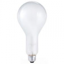 Philips 14305-3 200PS30/RS/TF 200W 120-130V PS30 Frost Silicone Coated Rough Service Incandescent Lamp