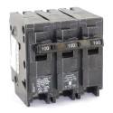 Siemens Q3100 Plug in Circuit Breaker - 3-Pole - 240VAC - 100 Amp - Thermal Magnetic Type