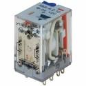 Carlo Gavazzi RMIA45115/120VAC - Midi Industrial Relay RMI 14 Pin 4PDT 5Amp - 115/120V AC Coil
