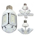 Satco S9752 - 60 Watt - LED HID Replacement - White - 5000K - Mogul extended base - 7800 lumens - 100-277V