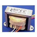 Hammond 266J24B - Power Transformer - Low Voltage/Filament - Open Style - Chassis Mount - 117/234 VAC Dual Primary - 50/60Hz - 24VA