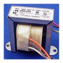 Hammond 266J24 - Power Transformer - Low Voltage/Filament - Open Style - Chassis Mount - 117/234 VAC Dual Primary - 50/60Hz - 24VA