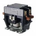 T.C - 2 Pole 20Amp Definite Purpose Contactor Box Lugs - 120V 60Hz Coil