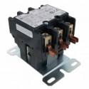 T.C - 3 Pole 30Amp Definite Purpose Contactor Box Lugs - 240V 60Hz Coil