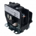 T.C - 1 Pole 40Amp Definite Purpose Contactor with Shunt - 24V 60Hz Coil