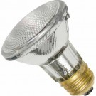 Shat-r-Shield 01684S 39W PAR20 Flood Medium Base 130V Shatter-Resistant Halogen Bulb - 10 PACK