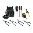 Ideal Industries 10-459 - Apprentice Tool Kit - Standard Leather w/Strap