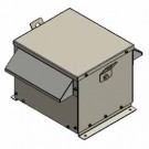 Electric Power 10 KVA - Auto Transformer - 3 Phase - NEMA 3R - Copper - Primary 416Y/240 - Secondary 208Y/120