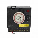 NSI Industries 1101FM-M - Same On/Off Times Each Day Swimming Pool Control Time Switch - Mechanism with Fireman Switch - 120 VAC Input Supply