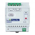 Leviton 110A00-1 - Omni-Bus Dimmer DIN Rail Module - Shades - Fans - Shutters - Pumps