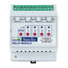 Leviton 112A00-1 - Omni-Bus Relay DIN Rail Module - LED - Electronic Low Voltage - Halogen - Incandescent Lighting