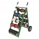 Rack-A-Tiers 11902 - Caddy Mac #2 - Accommodate a wide range of spool sizes