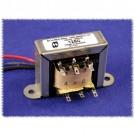 Hammond 125C - Audio Transformers - Universal Single Ended Tube Output - Audio 8 Watt - Max. D.C. Bias Per Side 45MA