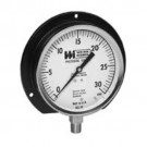 ALLTEMP 14-4CTA-030 - HVAC Gauges - Aluminum Case - Back Flange - 0 to 30 PSI - Surface Mounted