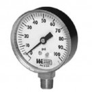 "ALLTEMP 14-TL20-100 - Trade Line Gauges - 2"" Dial - 1/4"" NPT Lower Connection - 0 to 100 PSI"