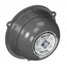 "Edwards 156G-3G1 - 3"" Monitor Bell - 78 / 72 db - Diecast Housing - 24V DC - 0.15 Amps - Gray"