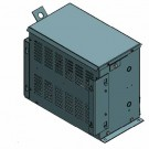 Electric Power 15KVA - General Purpose Isolation Type - 3 Phase - Primary 600D Delta - Secondary 208Y/120 - Copper