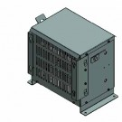 Electric Power 15KVA - General Purpose Auto Type Transformer - 3 Phase - Primary 600Y - Secondary 240Y - Copper