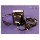 Hammond 175B-NA - Line Transformers - Autotransformers - Plug-In - Step Down 230-115VAC - 50/60 Hz - 200VA