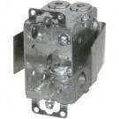 "VISTA 20136 2 1/2"" Deep Rework Box w/Bracket, Ears & Clamps - REF# 1104-LRW - 30PCS"