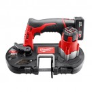 Milwaukee 2429-21XC - M12 Cordless Sub-Compact Band Saw Kit