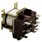ALLTEMP 25-90341 - Totally Enclosed Relay - 2 Pole HVAC Switching Relays - DPDT - 120V