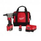 Milwaukee 2550-22 - M12™ Rivet Tool Kit