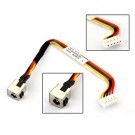 HP Laptop Replacement DC Jack with Cable (123)