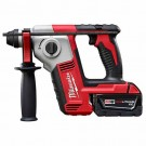 "Milwaukee 2612-22 - M18 Cordless 5/8"" SDS Plus Rotary Hammer Kit"