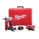 Milwaukee 2632-22XC - M18™ ProPEX™ Expansion Tool Kit