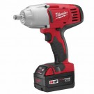 "Milwaukee 2663-22 - M18 1/2"" High-Torque Impact Wrench with Friction Ring Kit"