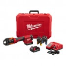 Milwaukee 2674-22P - M18™ Short Throw Press Tool Kit w/ Viega PureFlow™ Jaws