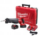 Milwaukee 2720-21 - M18 FUEL SAWZALL Reciprocating Saw Kit