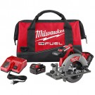 "Milwaukee 2730-21 - M18 FUEL 6-1/2"" Circular Saw Kit"