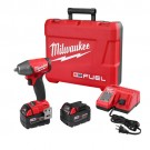 "Milwaukee 2754-22 - M18 FUEL 3/8"" Compact Impact Wrench w/ Friction Ring Kit"