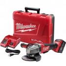 "Milwaukee 2780-21 - M18 FUEL 4-1/2"" / 5"" Grinder, Paddle Switch No-Lock Kit"