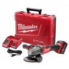 """Milwaukee 2781-21 - M18 FUEL 4-1/2"""" / 5"""" Grinder, Slide Switch Lock-On Kit"""