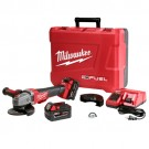 "Milwaukee 2783-22 - M18 FUEL 4-1/2"" / 5"" Braking Grinder Kit"