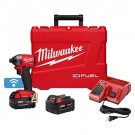 """Milwaukee 2857-22 - M18 FUEL™ 1/4"""" Hex Impact Driver w/ ONE-KEY™ XC Kit"""